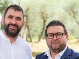 Alessandro Caneschi e Giovanni Donati