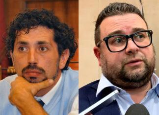 Donato Caporali e Alessandro Caneschi