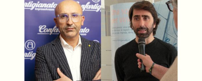 Pierluigi Marzocchi e Fabrizio Tacconi