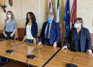 Monica Manneschi - Tiziana Nisini-Alessandro Ghinelli - Lucia- Tanti
