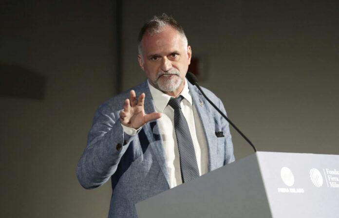 Massimo Garavaglia - FOTO Agenzia DIRE - www.dire.it