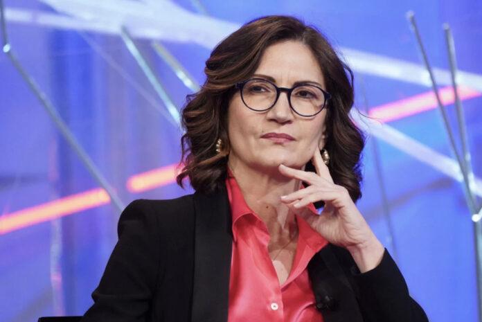 Mariastella Gelmini - FOTO - Agenzia DIRE - www.dire.it