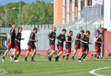 allenamenti squadra calcio arezzo