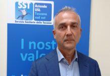 Andrea Collini nuovo direttore di Chirurgia Generale direzione struttura complessa Chirurgia Generale S.O. Cortona dell'Ospedale de la Fratta.
